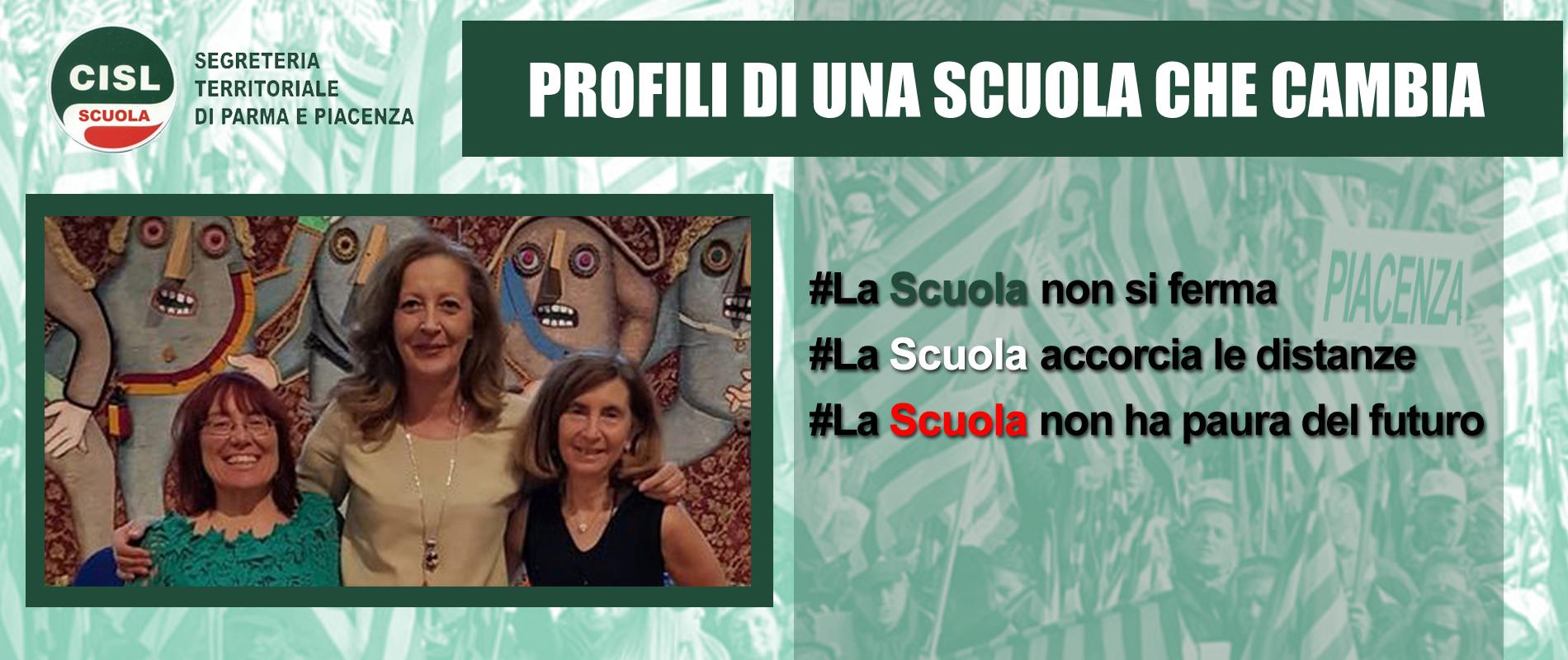 Cisl Scuola Parma e Piacenza