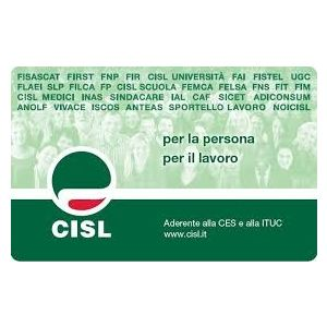 Iscriviti Cisl